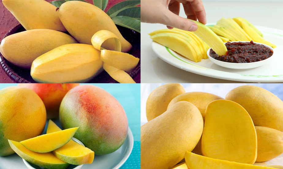 You should choose to eat green or ripe mangoes?